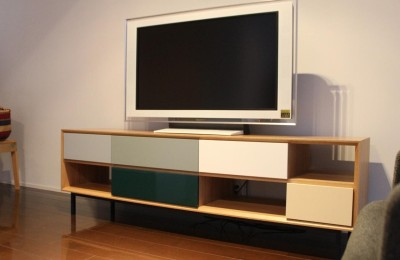 テレビボード 目黒区S邸