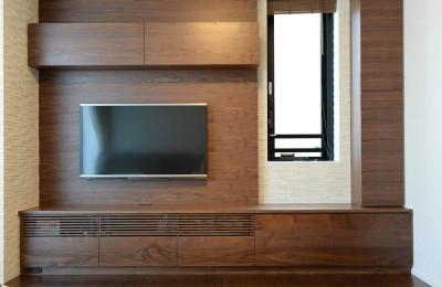 テレビボード 品川区Y邸