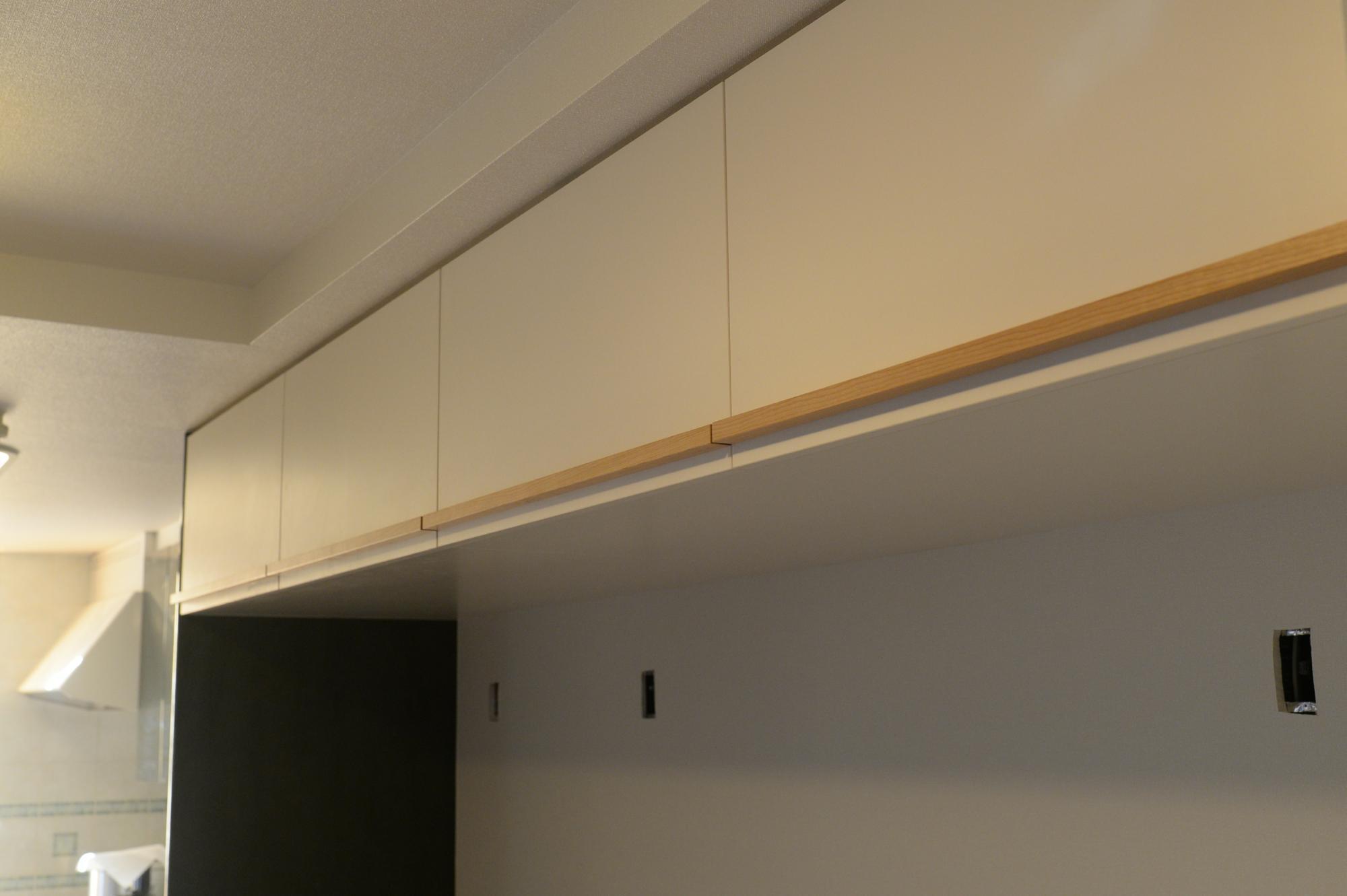 オーダー吊り戸棚