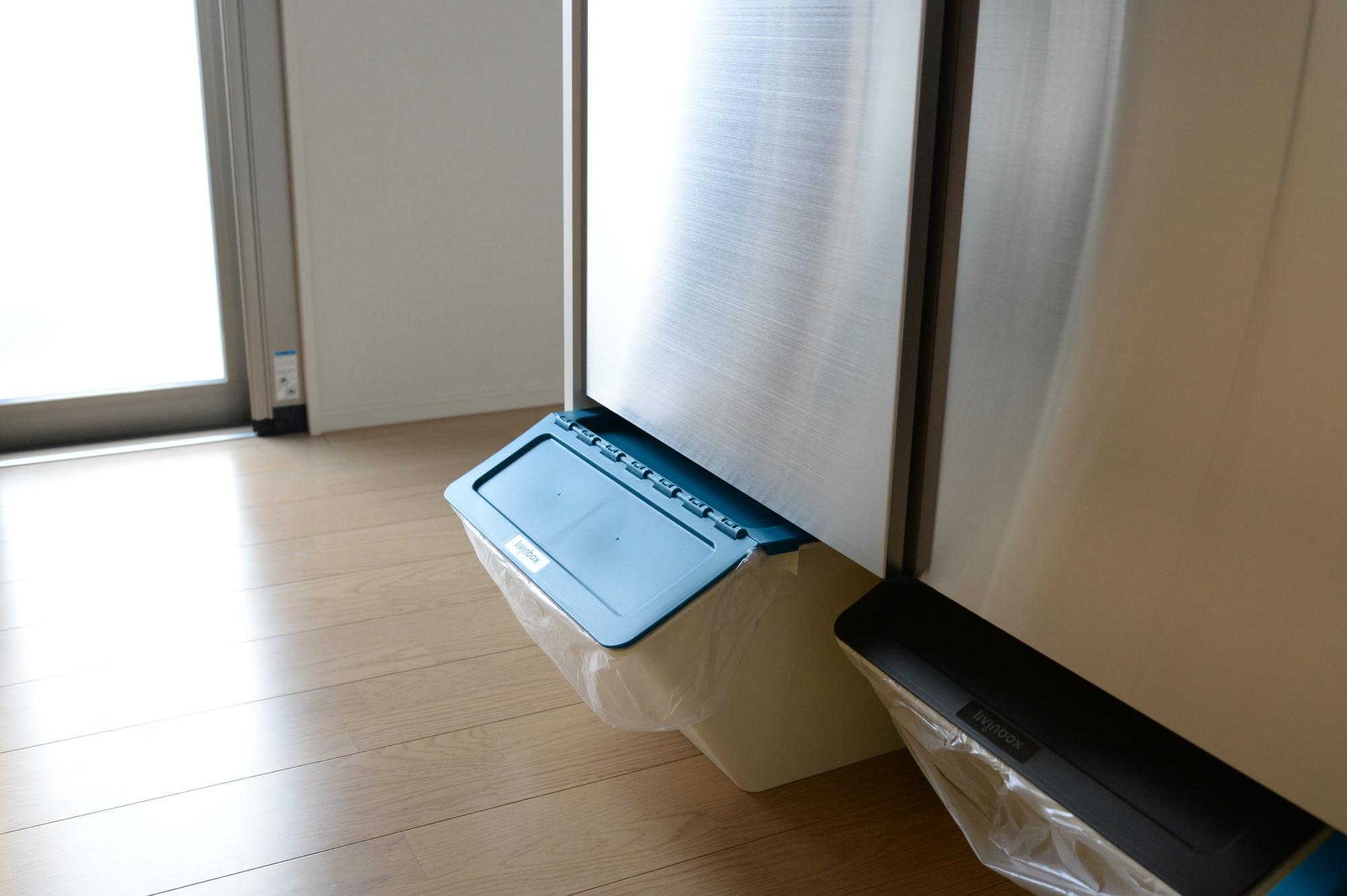 オーダー食器棚 ダストボックス