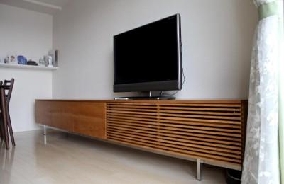 テレビボード 和光市T邸