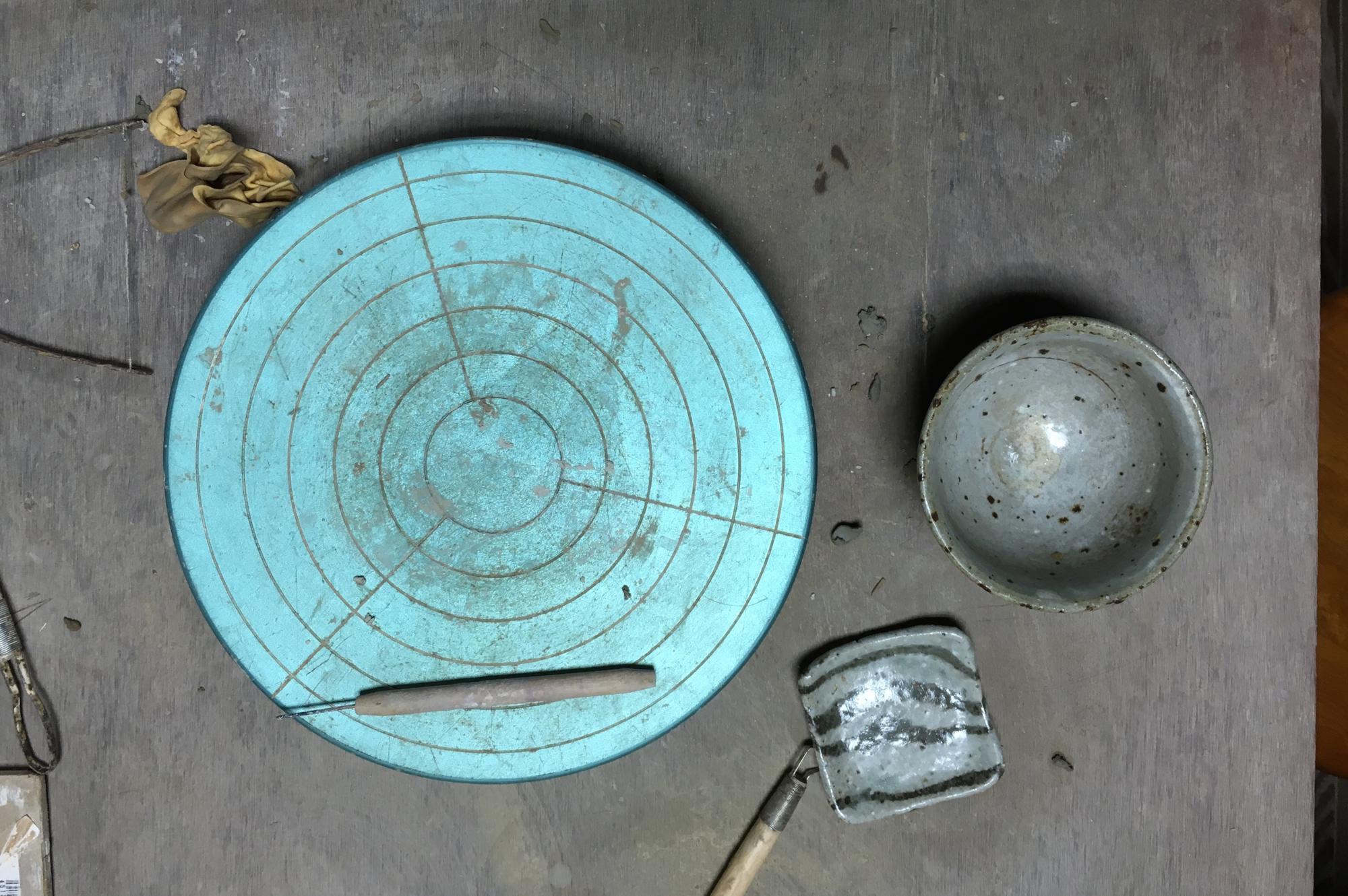 陶芸 体験