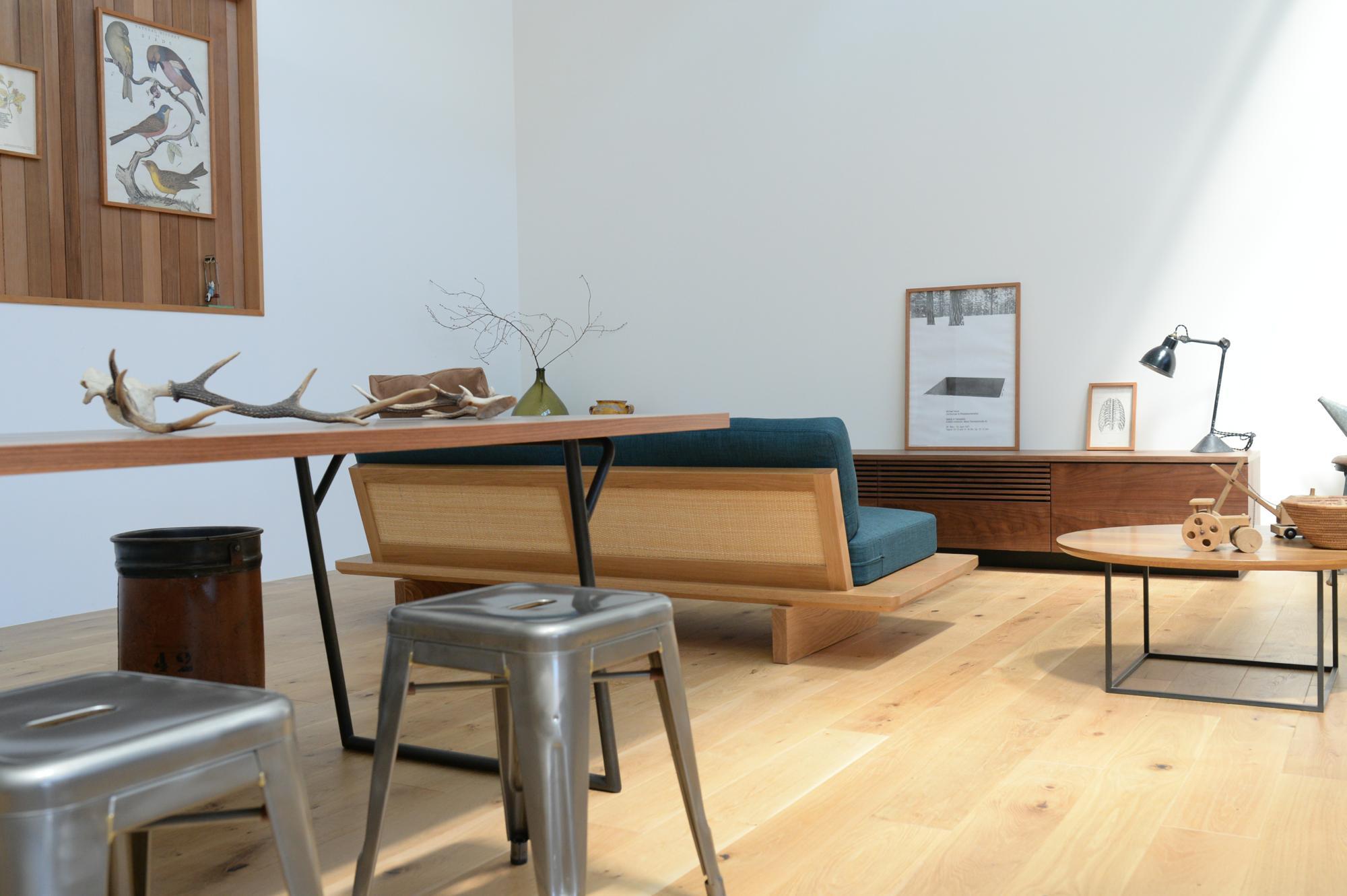 家具工房 ショールーム walden オーダー家具