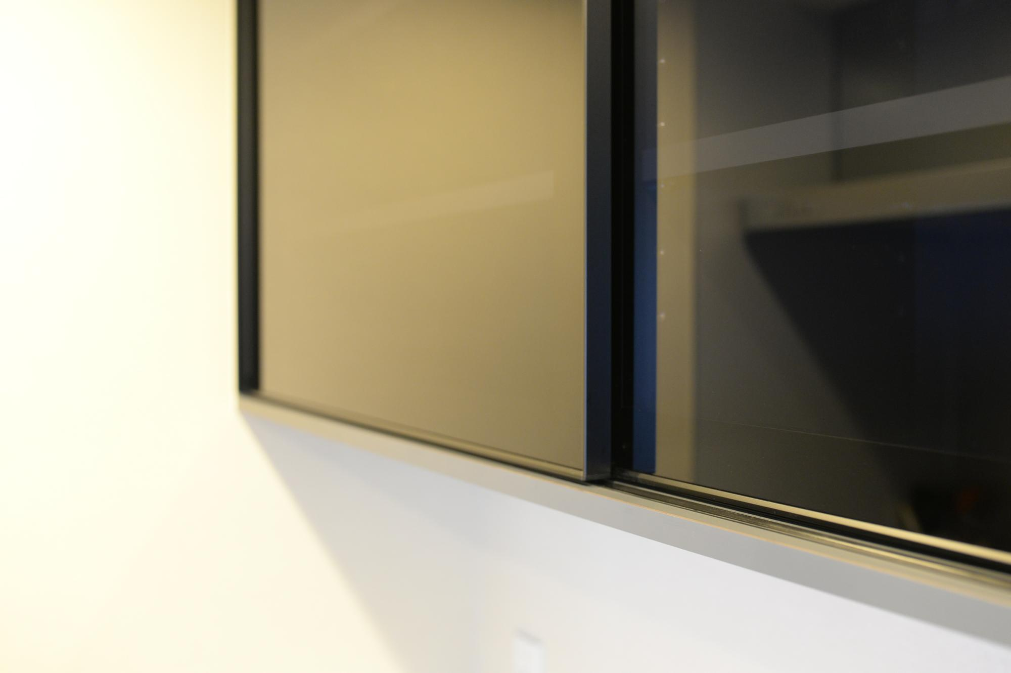 引き戸 ガラス オーダー家具