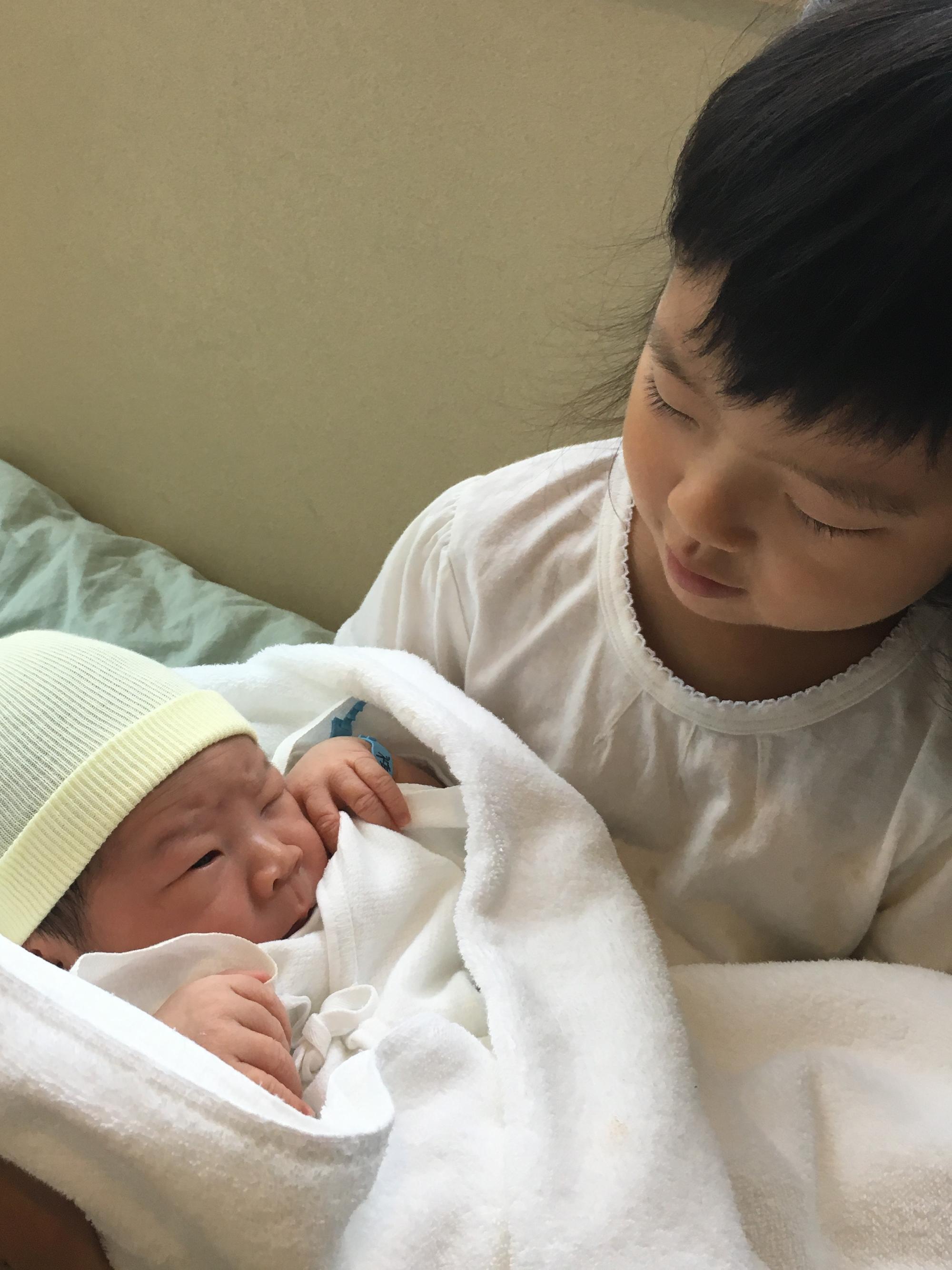 赤ちゃん 誕生