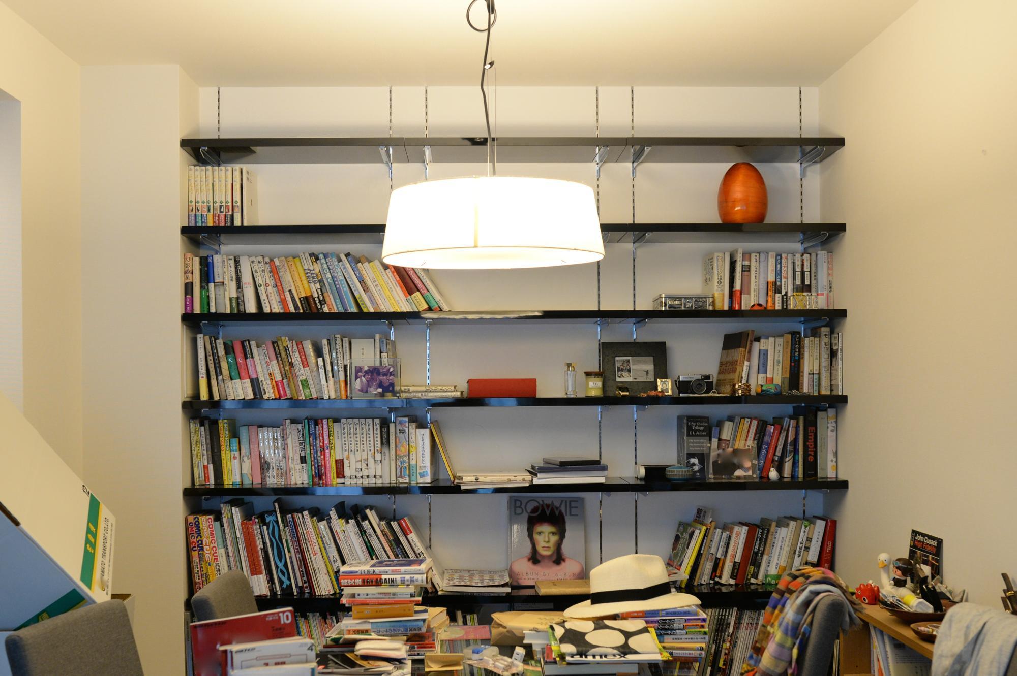 リフォーム 飾り棚 壁面 オーダー家具