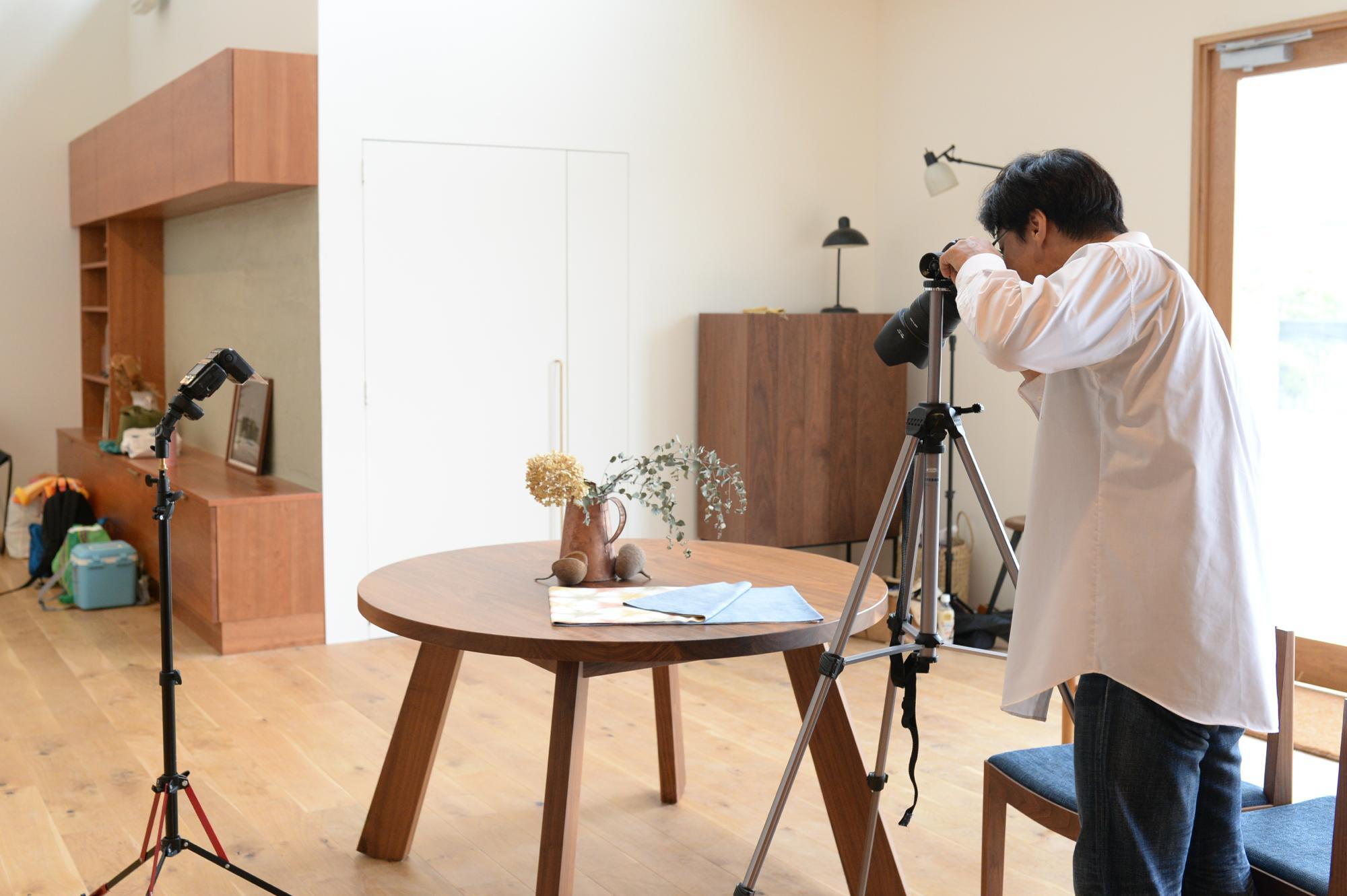 撮影スタジオ スタジオスペース 写真撮影