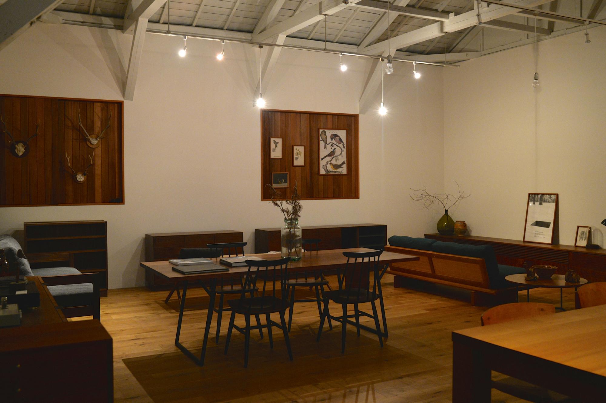 家具 walden ウォルデン ショールーム 注文家具 オーダー家具