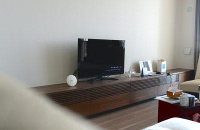 テレビボード 江東区M邸