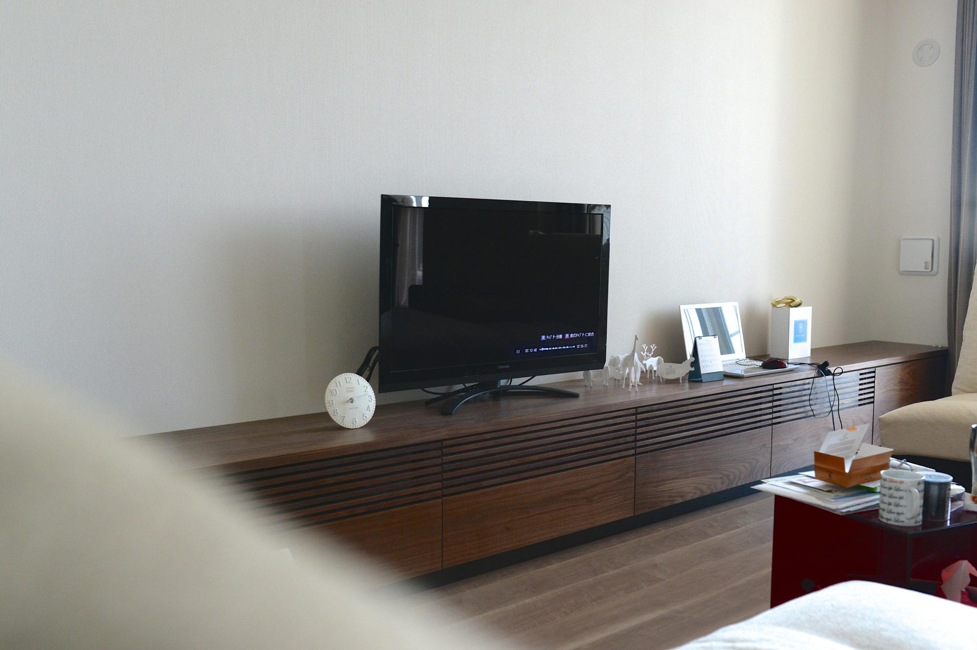 ウォルデン オーダー家具 テレビボード