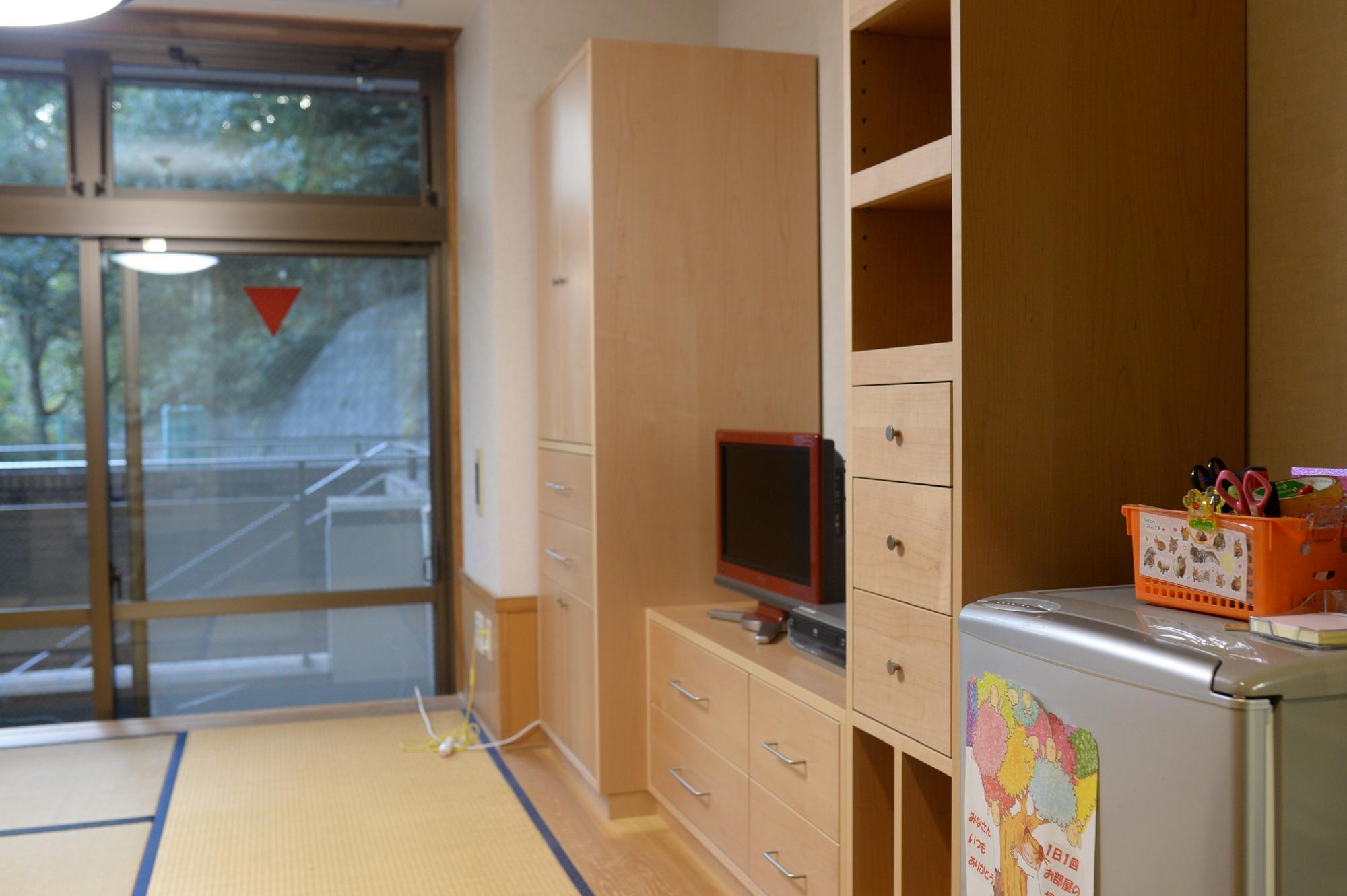メープル オーダー家具 壁面収納