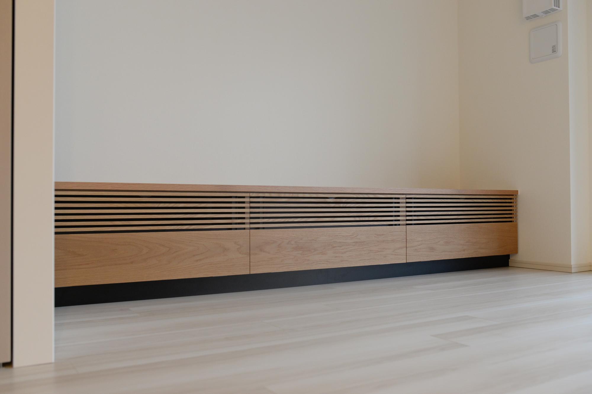 オーク テレビボード オーダー家具 東京