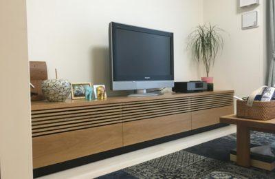 テレビボード 江戸川区K邸