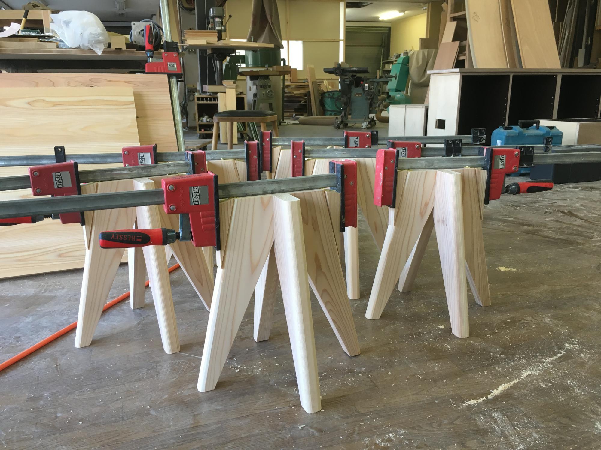 多摩産材 家具