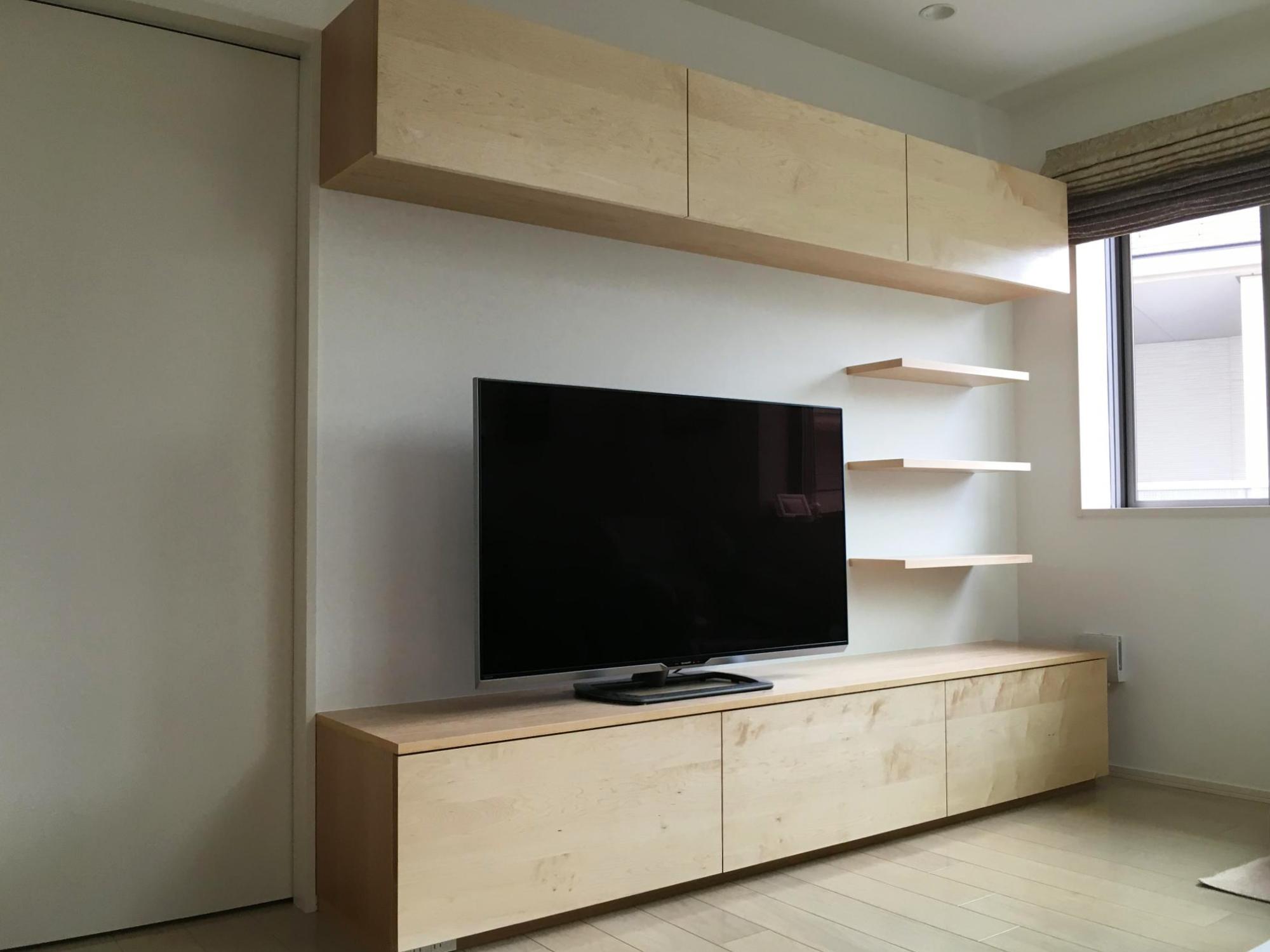 壁面収納 オーダー家具 walden