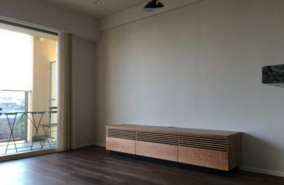 テレビボード(足立区I邸)