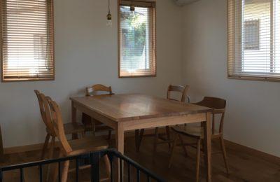 ダイニングテーブル 八王子市H邸