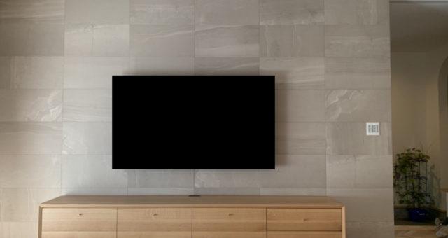 テレビボード  H邸